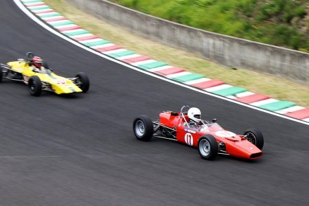 Actual Formula 1 Track Now a Vintage Racing School