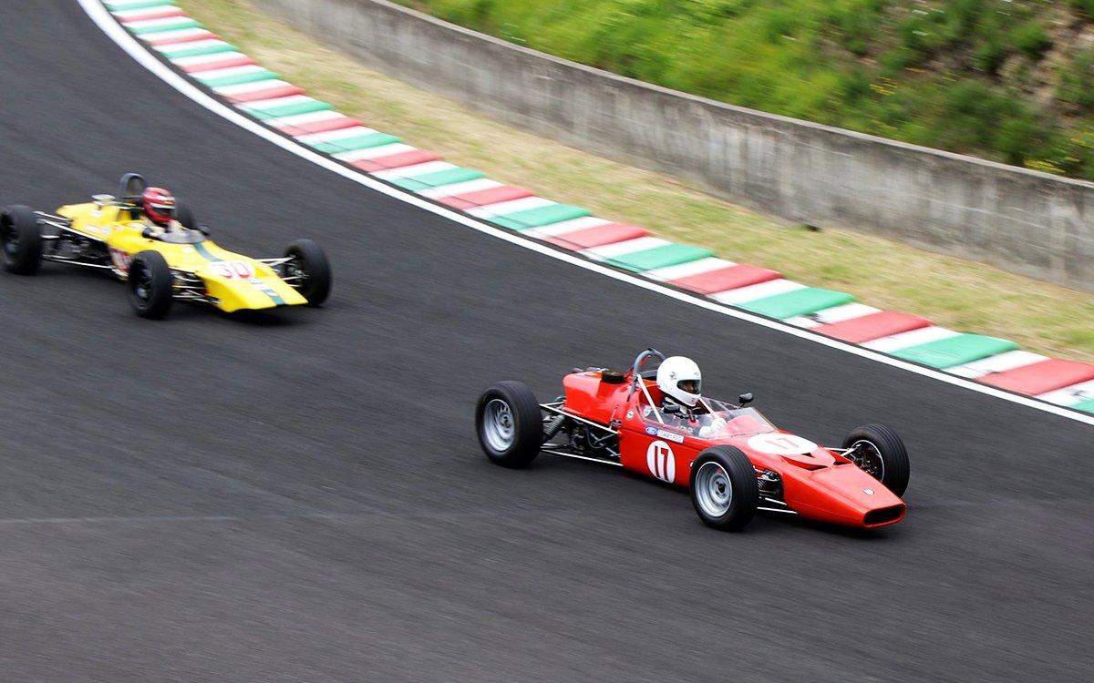 Actual Formula 1 Track Now a Vintage Racing School