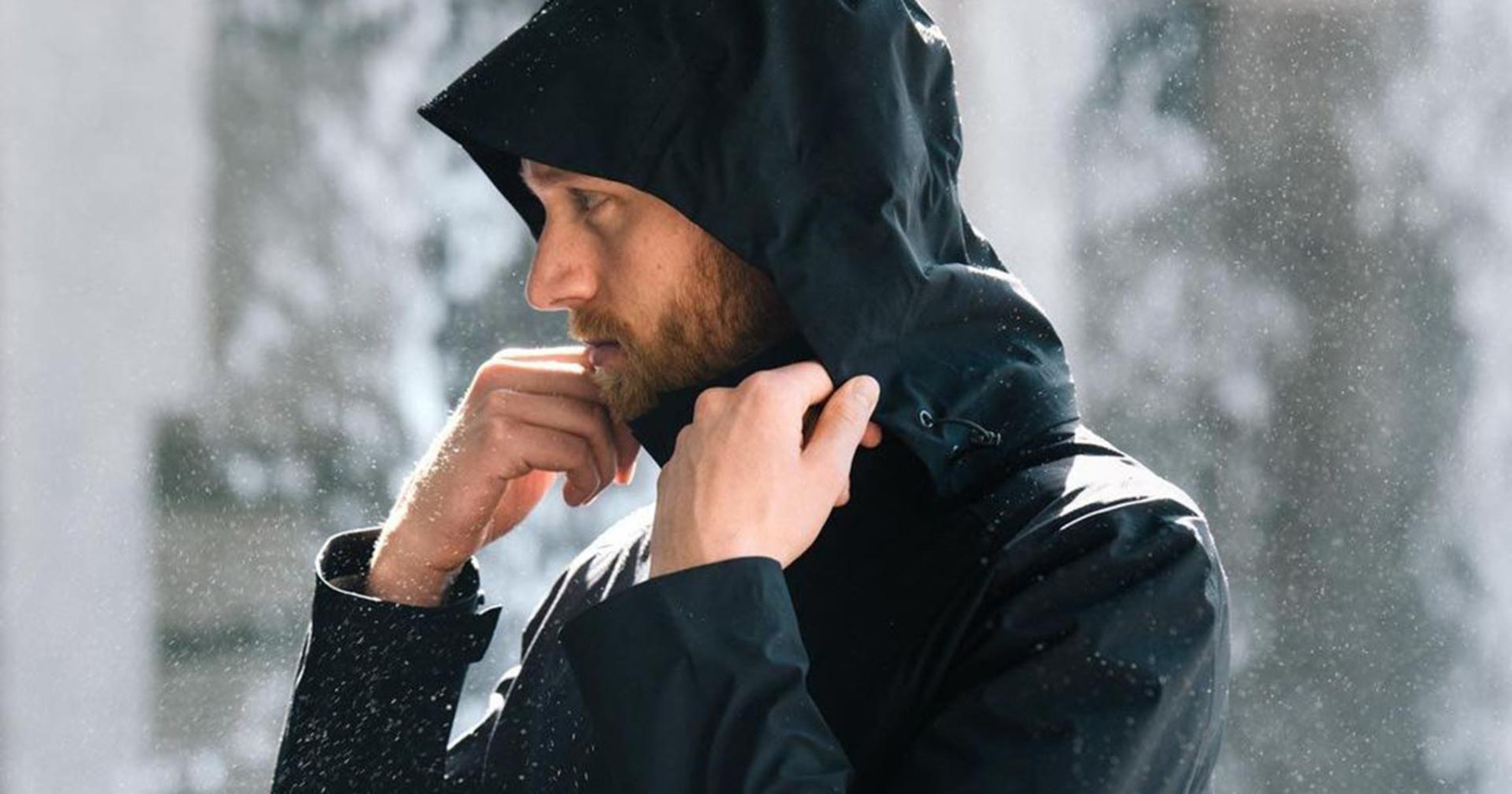 11 Waterproof Jackets to Help You Weather the Rain in Style
