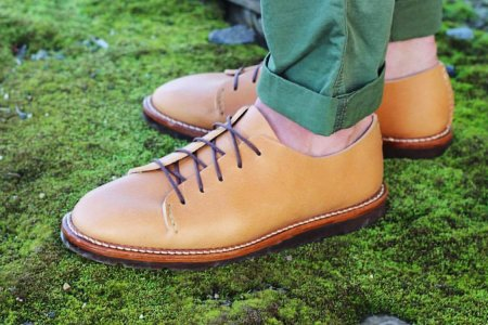 Rancourt Proves One Piece of Leather Per Shoe Is All You Need