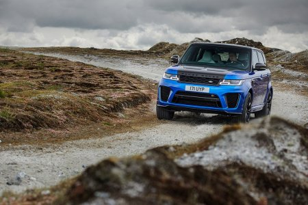 The Next Range Rover Sport Will Be a Lean, Mean, Electric Machine