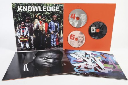 The Smithsonian Is Crowdfunding an Epic Hip-Hop Box Set