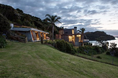 This Summer Compound Is Bananas With a Side of Ocean Views