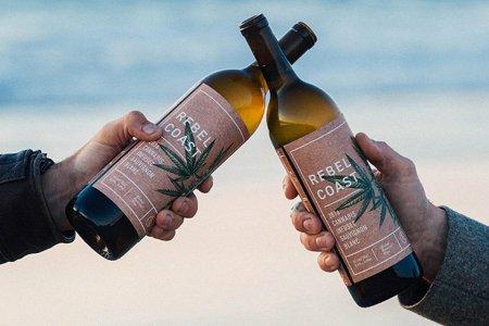 California Winery to Distribute a Marijuana-Infused Sauvignon Blanc