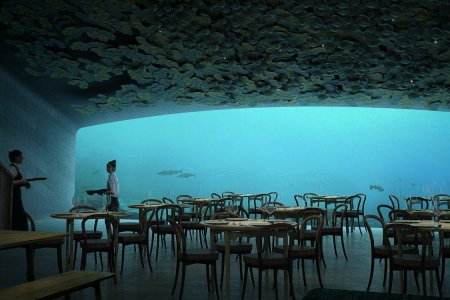 Norway Is Getting Europe's First Underwater Restaurant