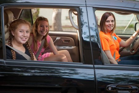 The Uber for Soccer Moms Is Here, Literally