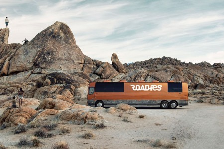 Roadies Wants to Revive the Golden Age of Coach Travel