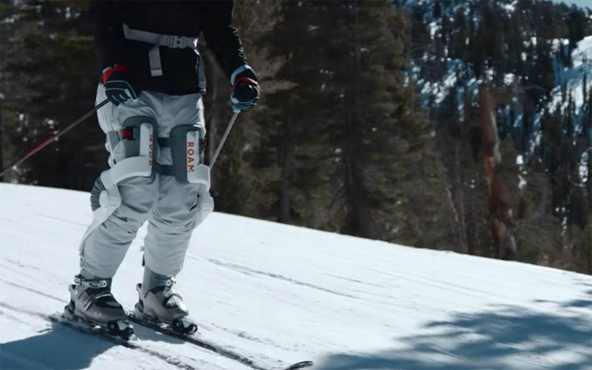 These Leg Robots Will Help Aging Skiers Get to the Lodge in One Piece