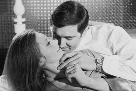 George Lazenby's Insanely Rare James Bond Rolex Is Up for Grabs