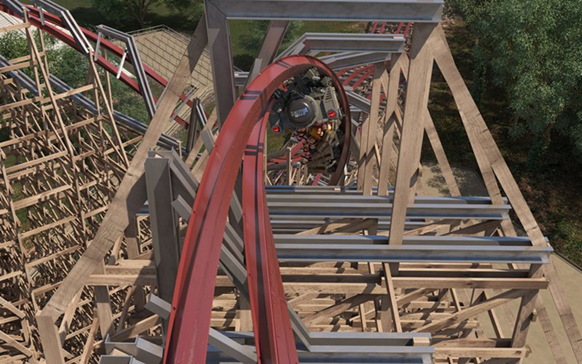 America Is Getting 5 New Super Coasters in 2018 and Hold Us, We're Scared