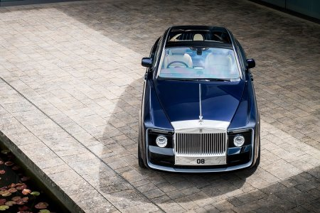 Ever Wonder What a Custom, One-of-One Rolls Royce Looks Like?