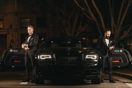 Rolls-Royce Would Like to Sell You a Very Loud Tuxedo