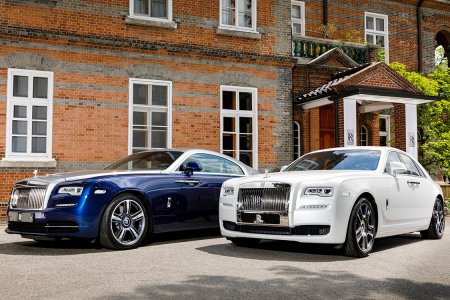 Turns Out Commissioning a Rolls-Royce Is Just Like Having a Suit Made