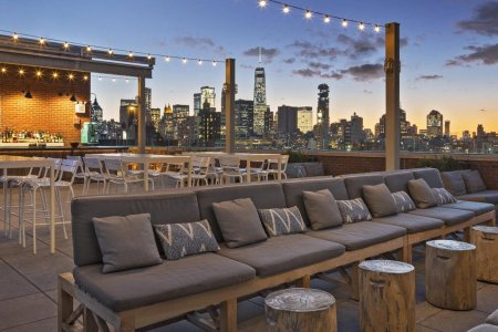The Splendid Rooftops Upon Which to Imbibe This Summer