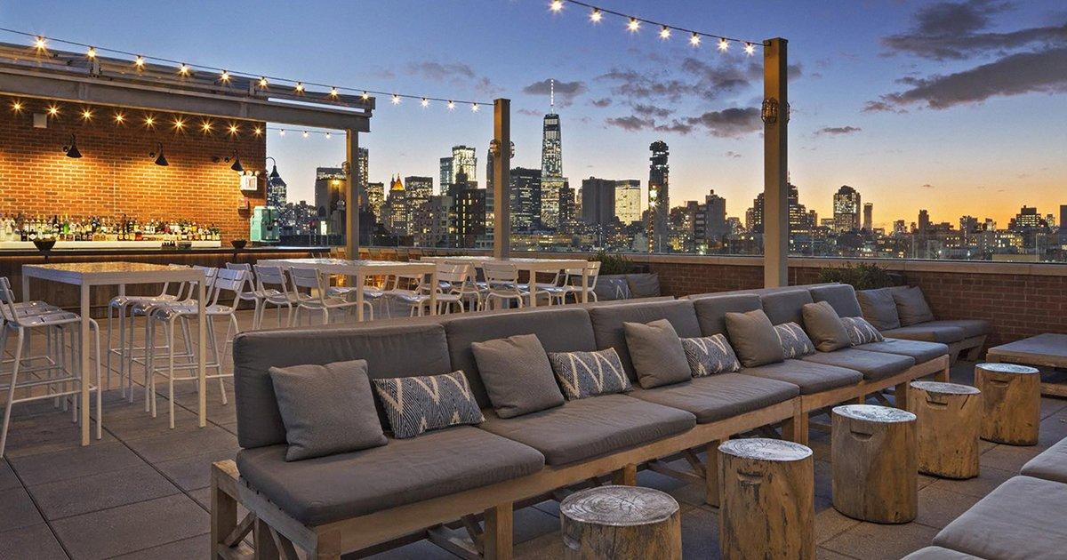 The Best Summer Rooftop Bars In New York City - InsideHook