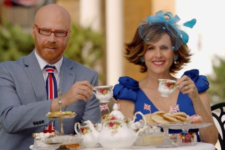 Will Ferrell and Molly Shannon Are Color-Commentating the Royal Wedding