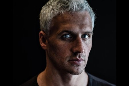 The One Thing Every Silver Fox Can Learn From Ryan Lochte's Olympic 'Do