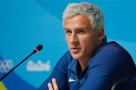 The Internet Is Roasting Ryan Lochte as His Robbery Tale Starts Unraveling