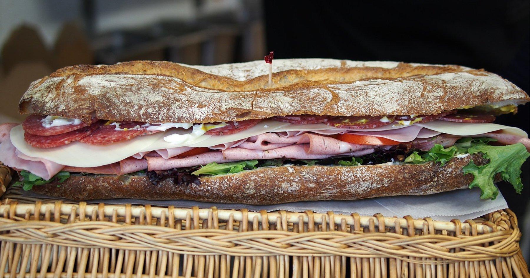 The SF Book of Sandwich, Vol. IV