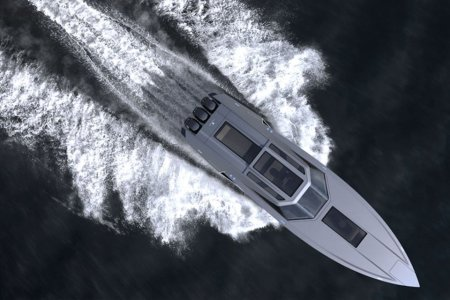 The Superboat Called Superfly Delivers on Both Counts