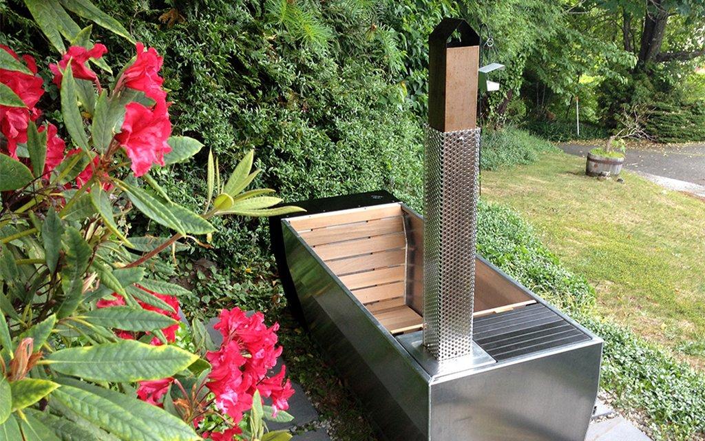 Amazing Soak Wood Fired Soaking Hot Tub From Ox And Monkey Insidehook Download Free Architecture Designs Osuribritishbridgeorg