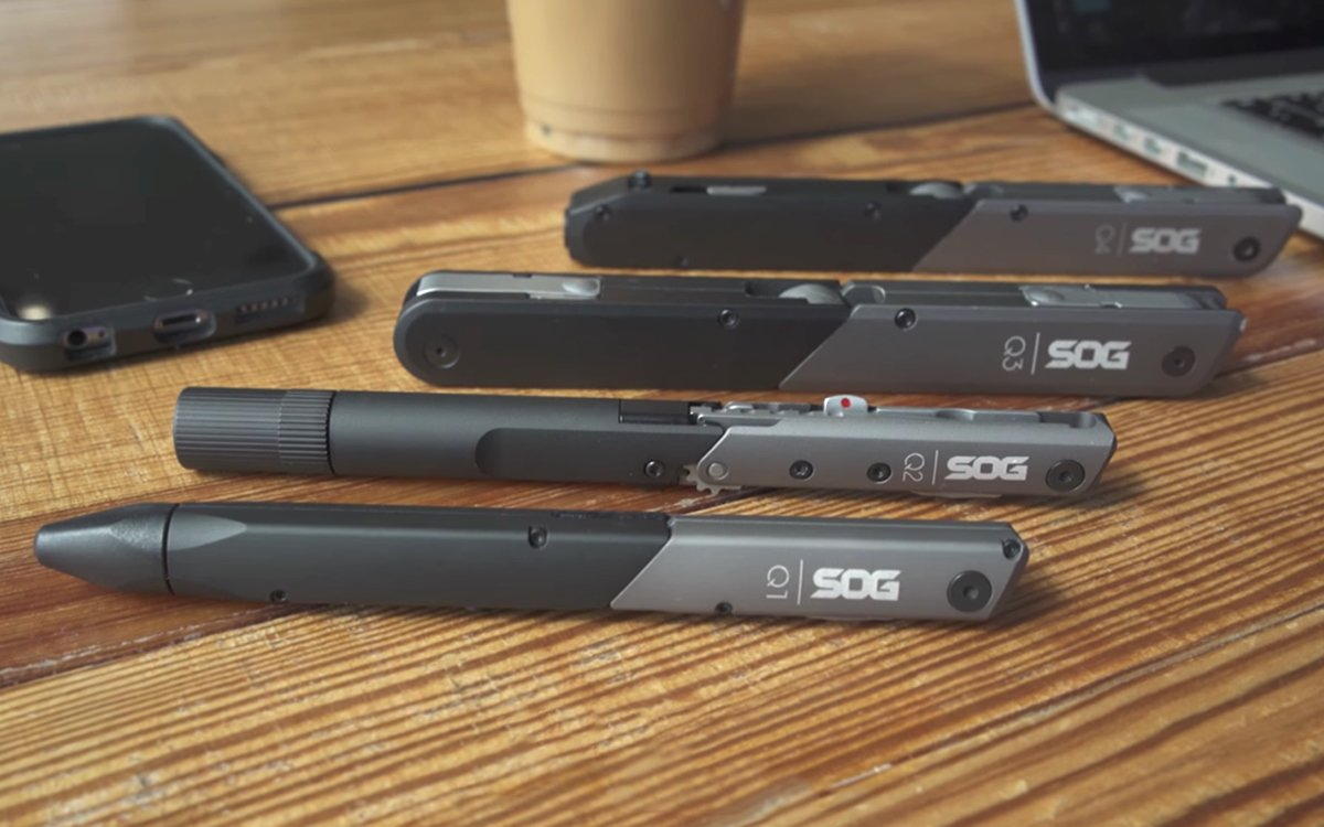 SOG's New Multitool Will Get You Out of Sticky Everyday Situations