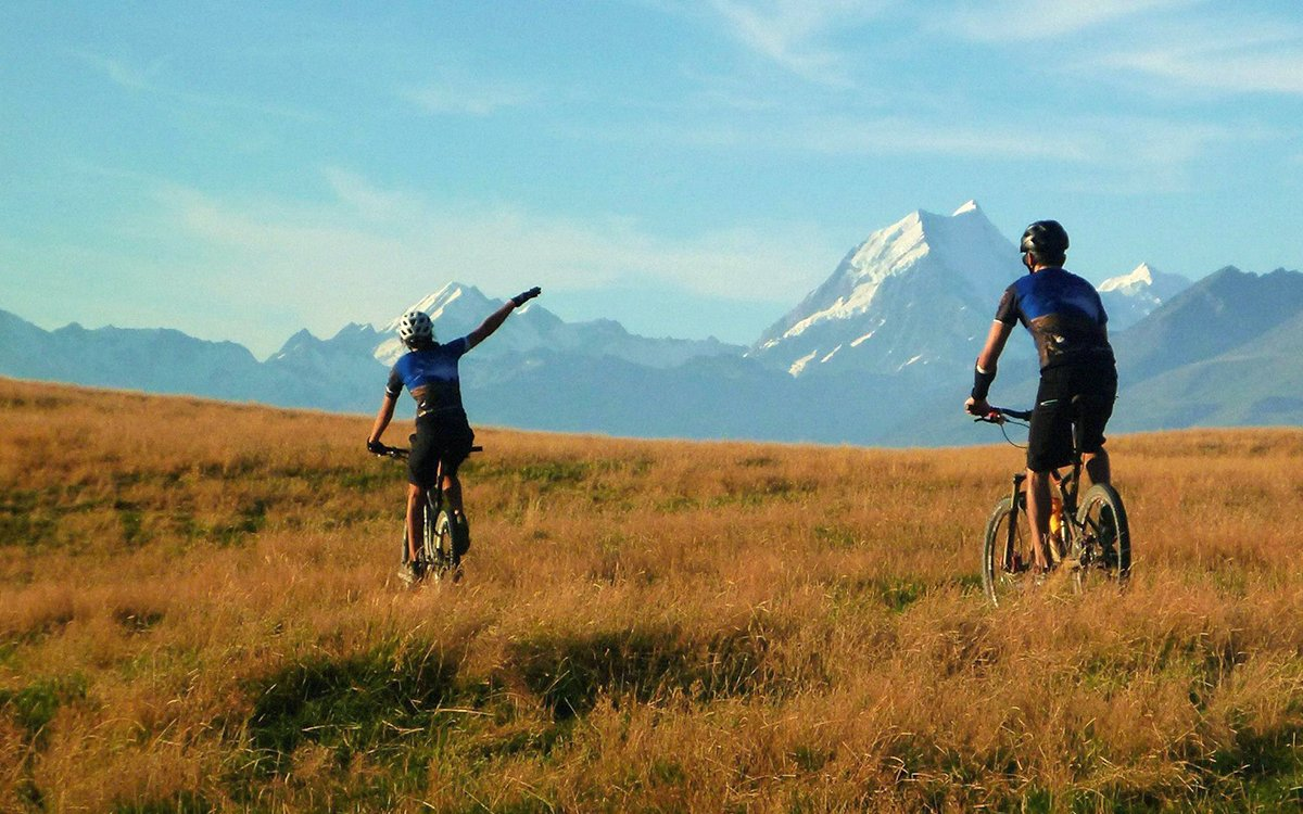 If You're Not Biking the Best Trails in the World, Why Bother?