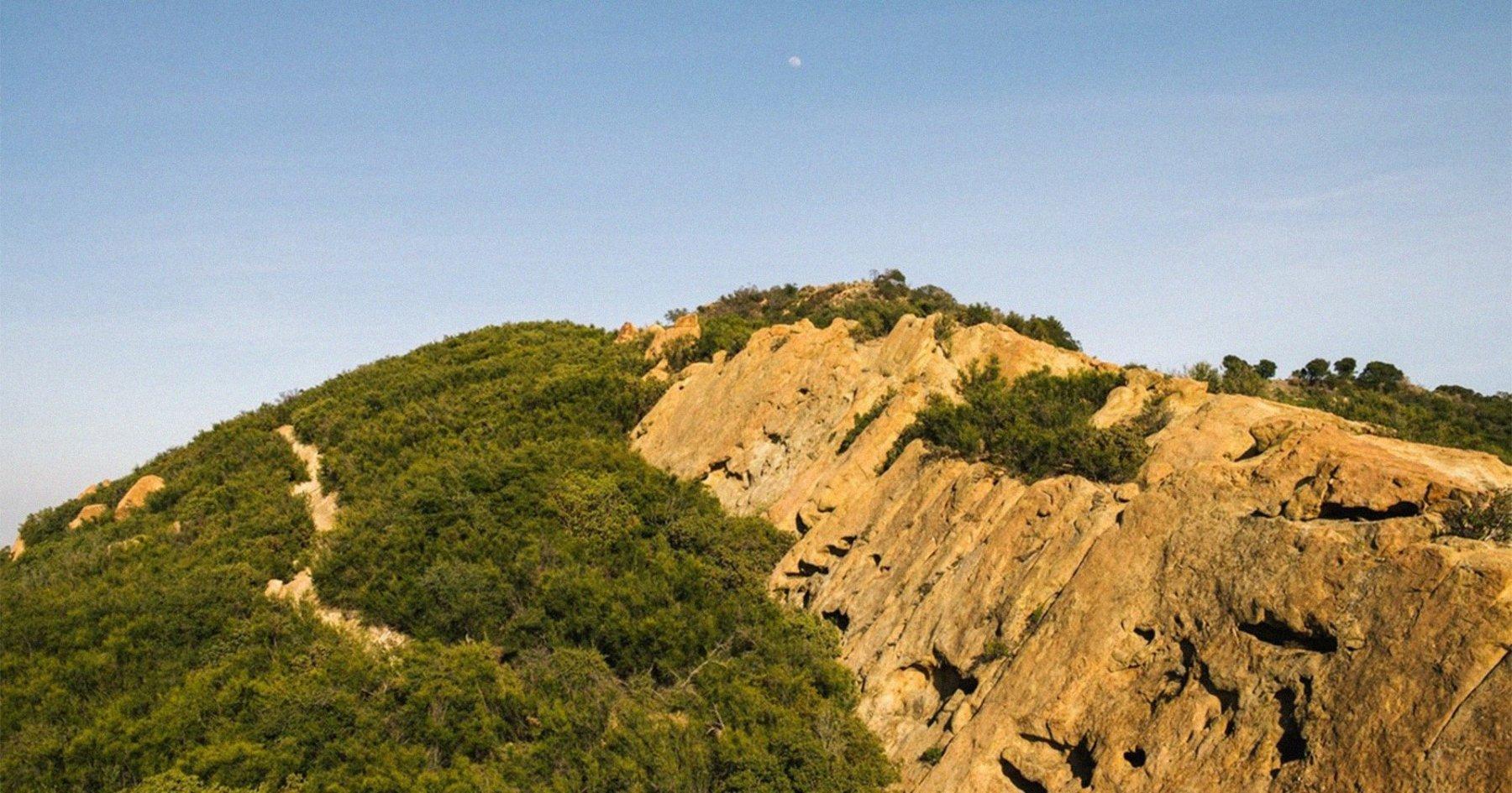 Saddle Peak is an Easy Urban Hike