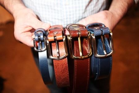 Saintly Custom Belt
