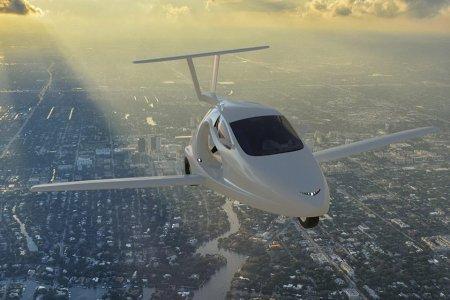 A 200-MPH Flying Sportscar Is Ready for Liftoff