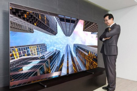 Samsung's 88-Inch TV Costs $20K, and That's Sort of Reasonable
