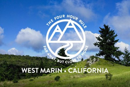 The 4 Hr Rule: West Marin