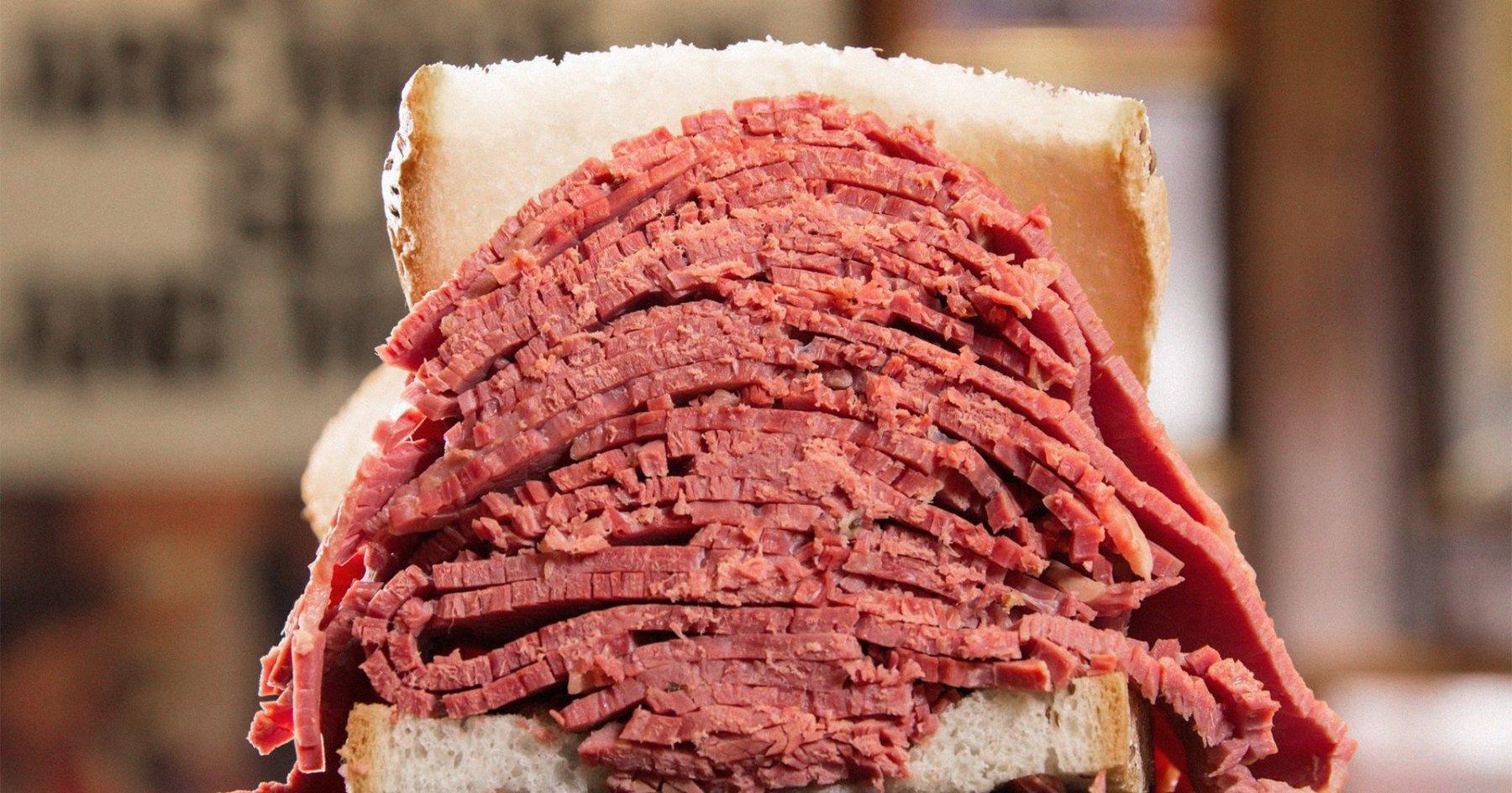 The NY Book of Sandwich, Vol. 4: The Jewish Deli
