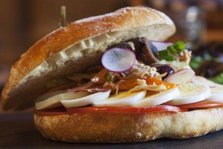 The Book of Sandwich, Vol. VI: The Grab 'N Go