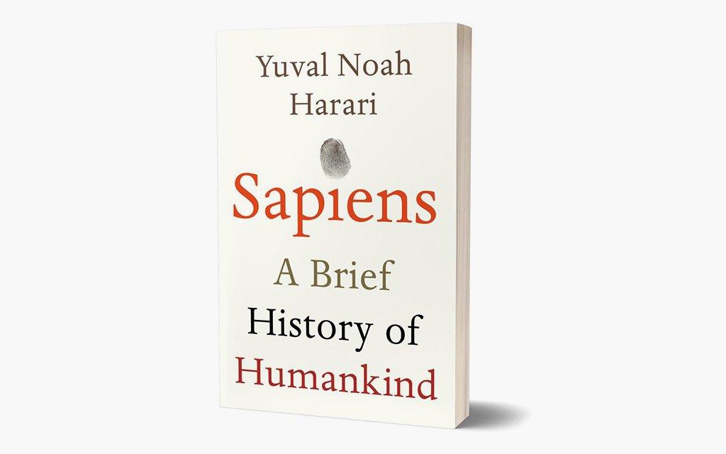Sapiens: A Brief History of Humankind by Yuval Noah Hariri