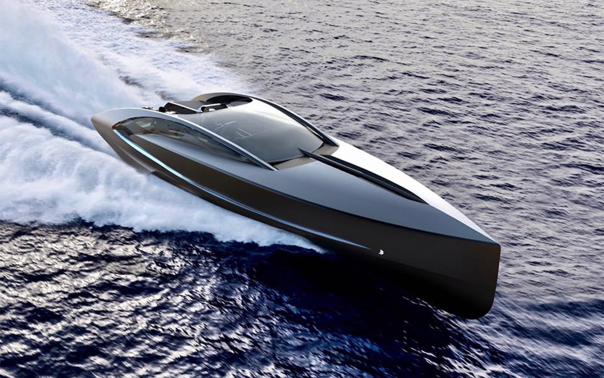 There's a 90% Chance You're a Bond Villain If You Own This Boat