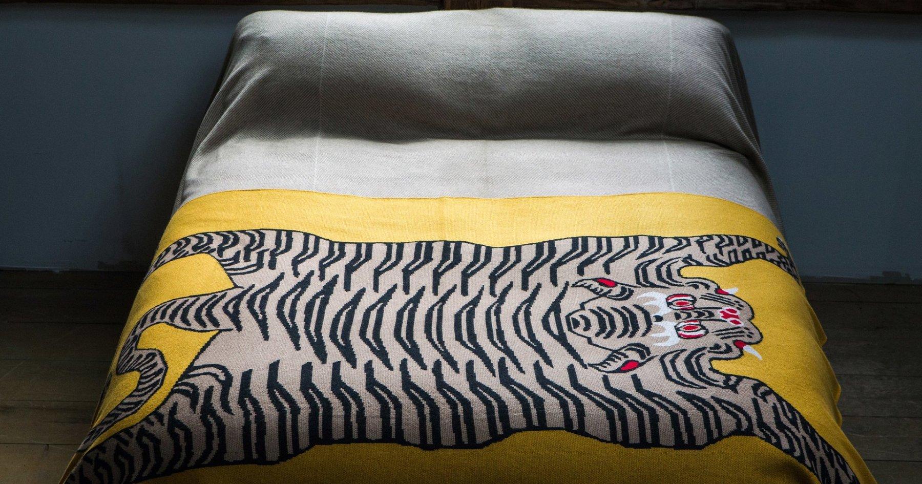 Ever Wonder What a $1,000 Blanket Feels Like?