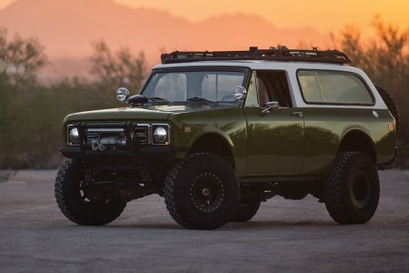 The Scout II Is the Iconic SUV the History Books Forgot