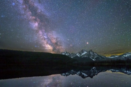 The US's First Dark Sky Reserve Is Now Open for Stargazing