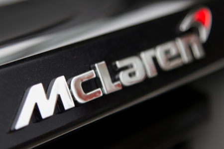 McLaren's First Electric Supercar Is Hiding in a Garage Somewhere