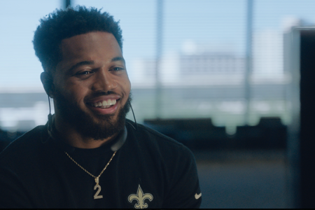 We Asked Marshon Lattimore and His Dad How to Groom a Pro Athlete