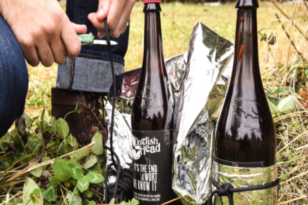Dogfish's New 'Survival' Beer Is Packed With Superfoods, a Swiss Army Knife