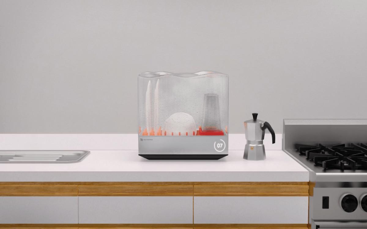 10-Minute Countertop Dishwasher Requires Zero Plumbing, Effort