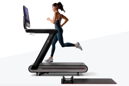 The Company That Gamified the Stationary Bike Now Makes Treadmills