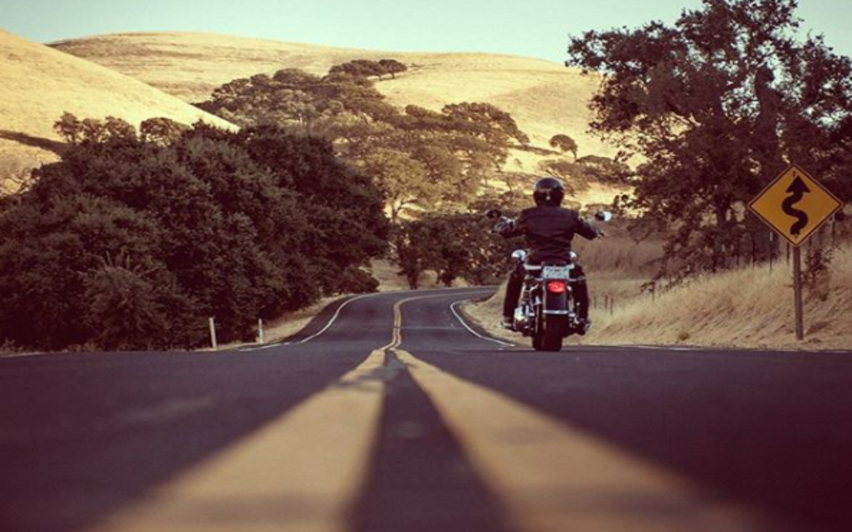 There's Now an Airbnb for Motorcycles