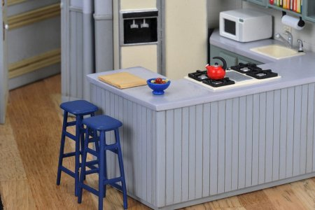 These Tiny 'Seinfeld' Set Replicas Are Real, and They're Spectacular
