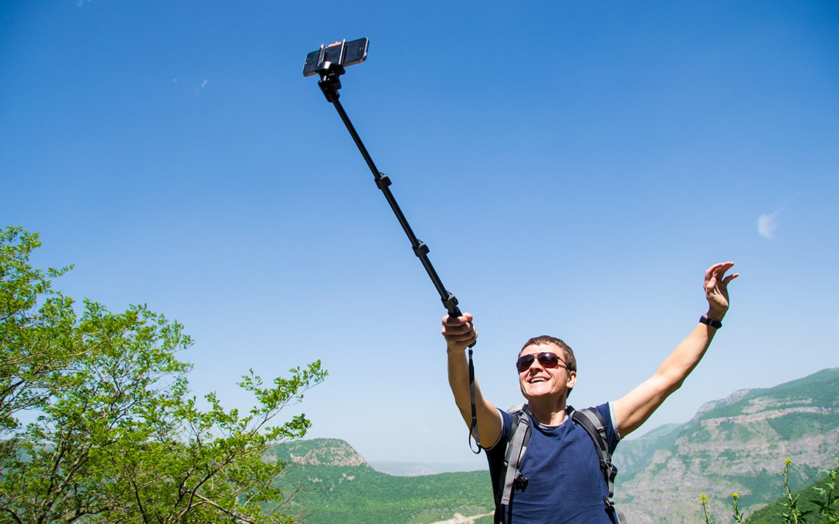 Milan Just Banned Selfie Sticks