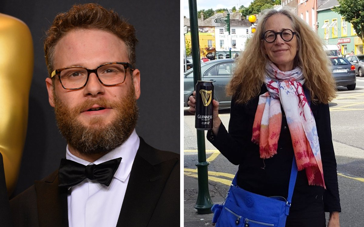 Here's Seth Rogen's Playbook for Talking About Sex With Your Mom