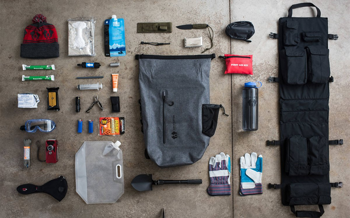 Seventy2 Survival Pack