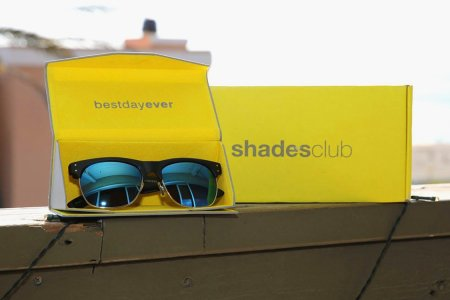 'Shades Club' Sends You Stylish Sunnies You Can Afford to Lose